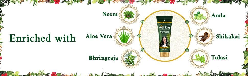 ayurvedic herbs conditioner